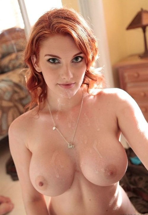 Hot red heads big boobs