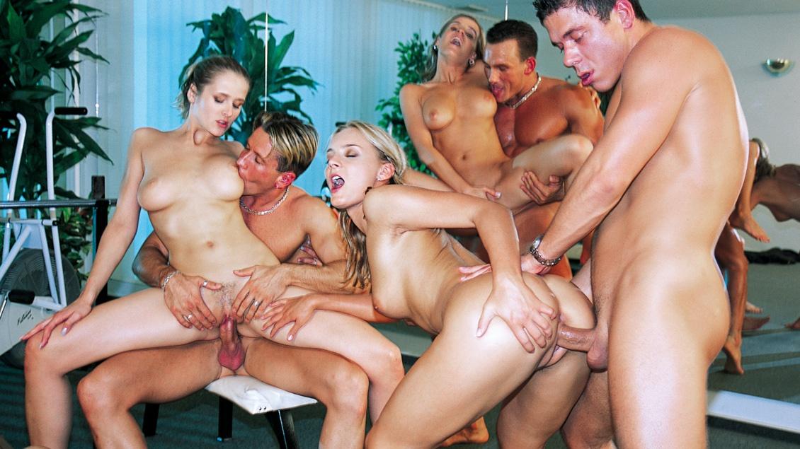 Private fucking orgie