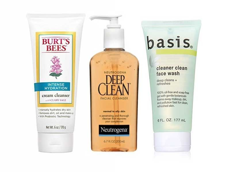 best of Cleansers Drugstore facial