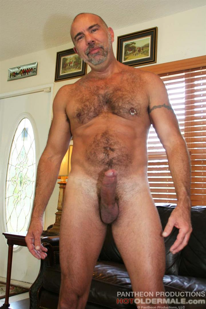 Mature male cum photos
