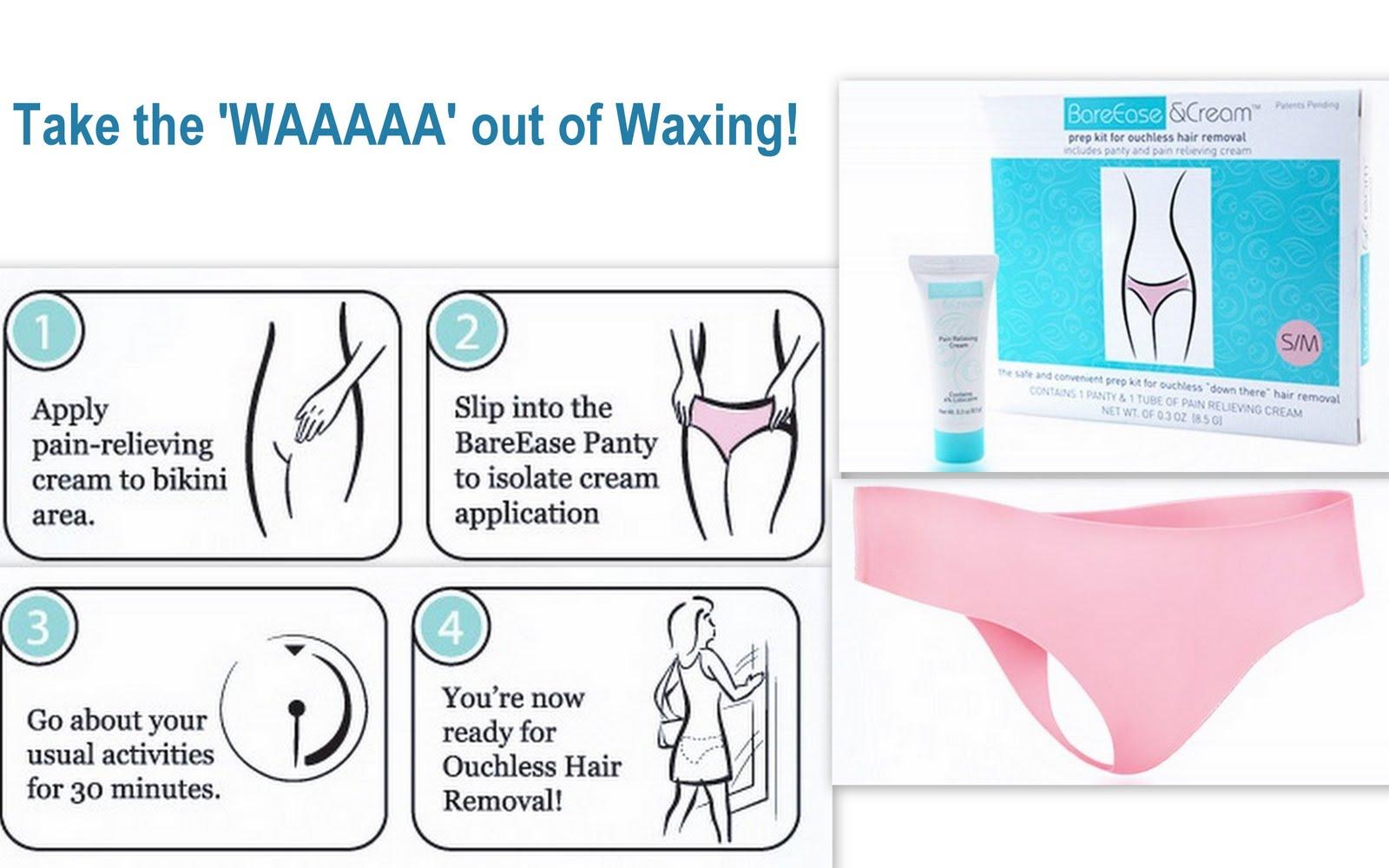 Bikini wax appointment