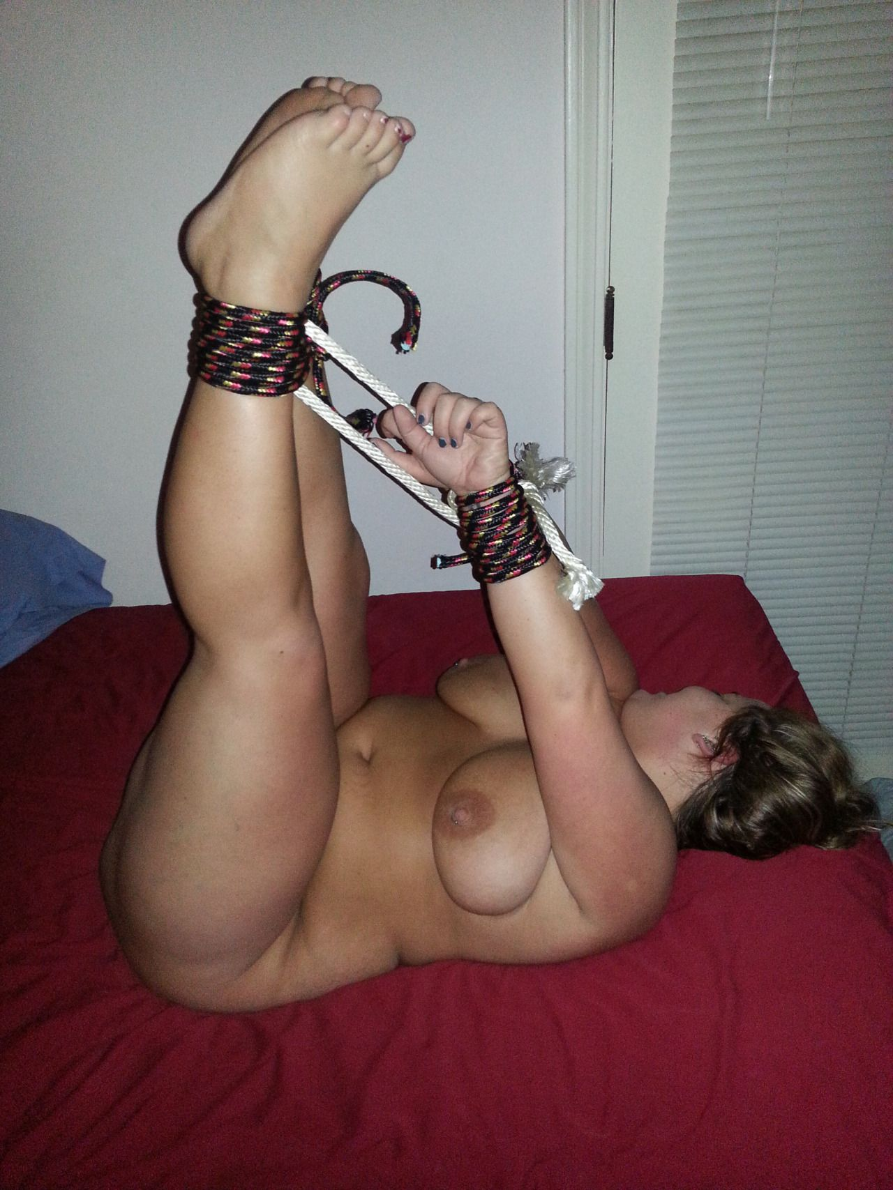 Firemouth reccomend Bbw bondage pics