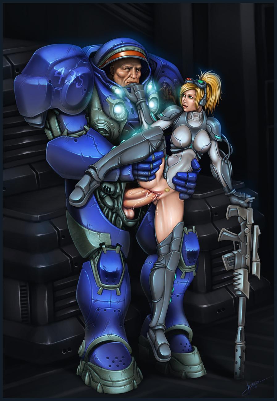 Starcraft 2 hentai porn . Pics and galleries.