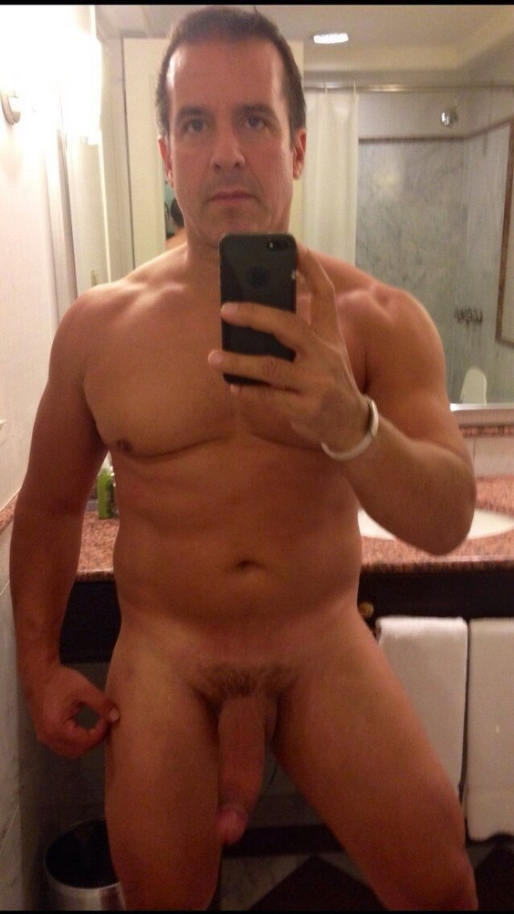 Gay old men big cock