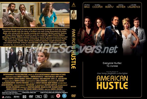 Hustler dvd covers
