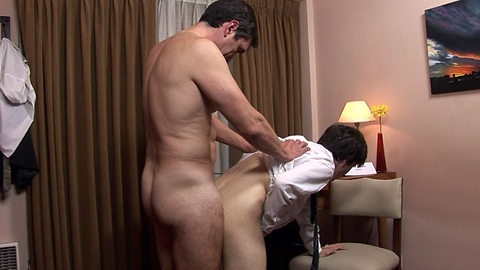Gays hit that tight anal with big dick fucking