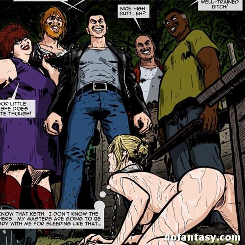 pic Comic bdsm porn