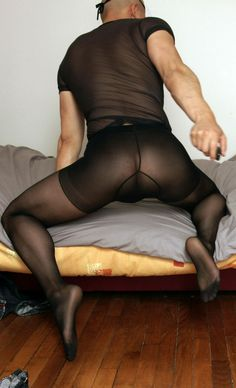 best of Do with Why men pantyhose fantasize