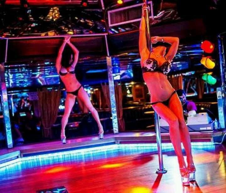 Patton reccomend Club strip tampa ybor