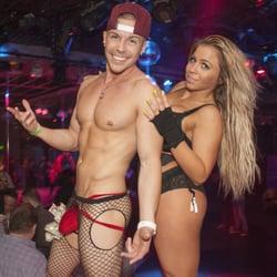 Strip las night club vegas