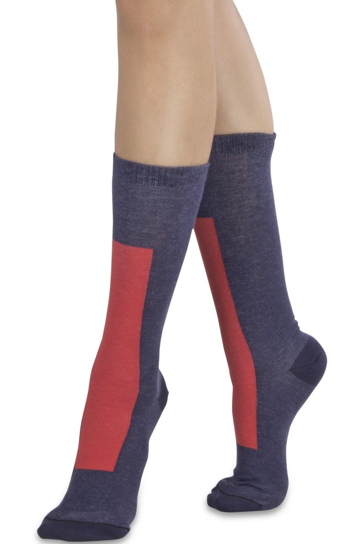 3 strip socks