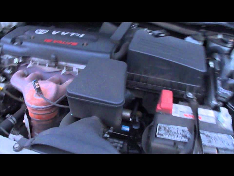 best of 08 Changing tranny fluid 4runner on