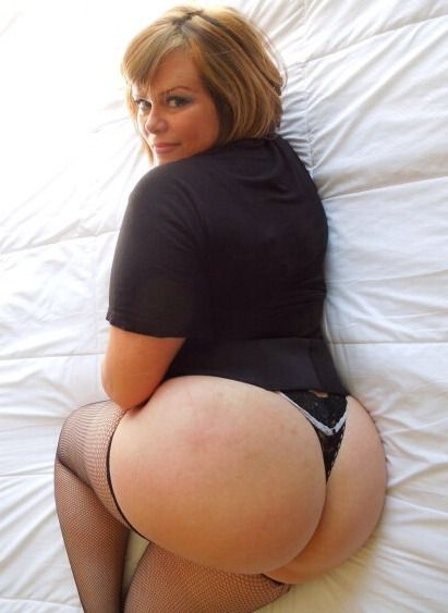 Big butt mature ladies
