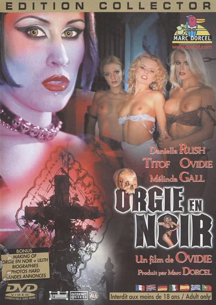 Orgie en noir orgy in black