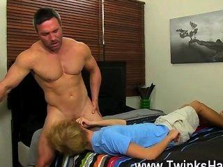 Lusty strip blow job