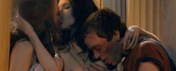 Sunstone reccomend Movie threesome sex scene