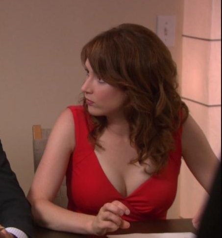 Ellie Kemper Blowjob Video