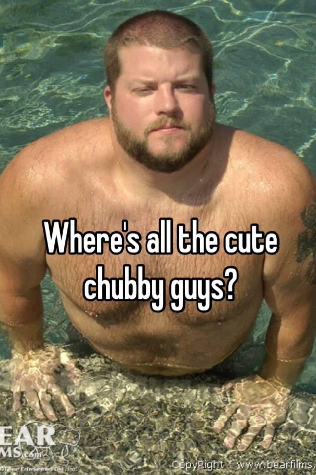 Cute chubby guys
