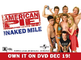 Jackal reccomend American pie naked mile movie trailer
