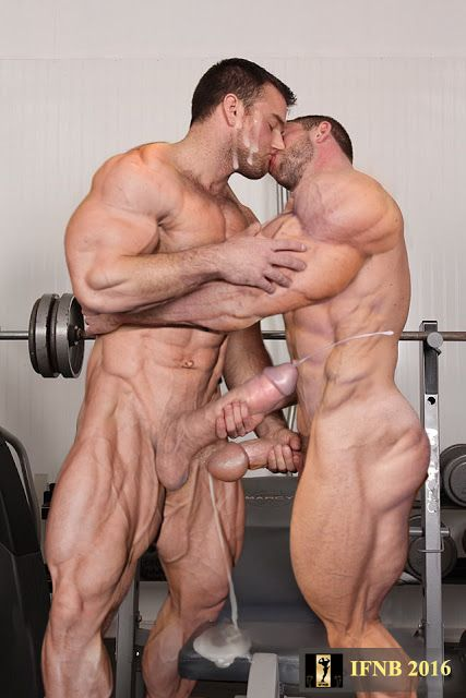 Muscle cock pictures