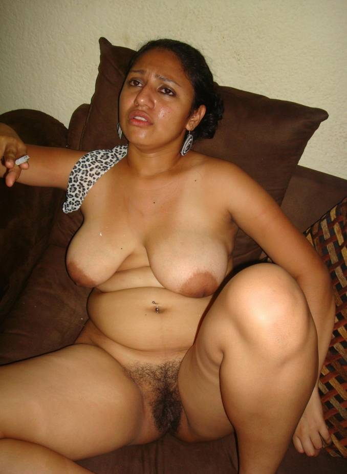 Photograph nude hairy latina