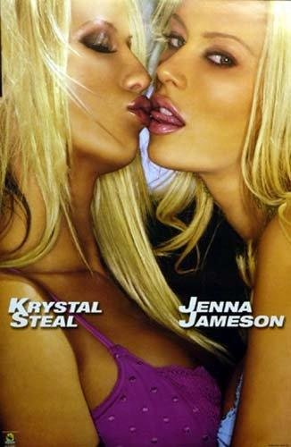 Minty reccomend Jenna jameson lesbian images