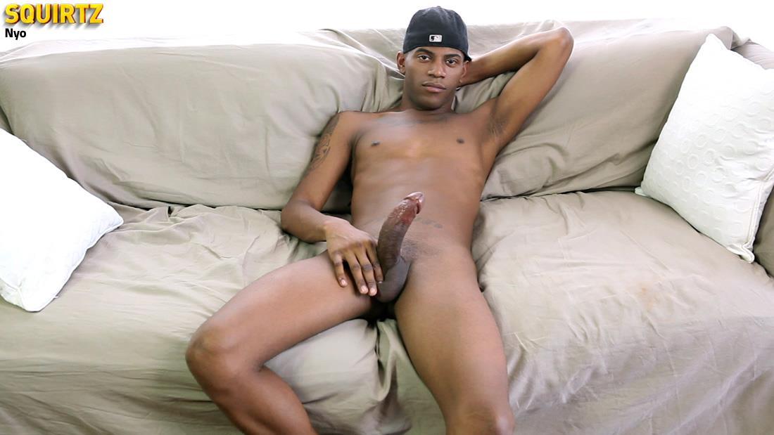 Gay stud has three asses to fuck