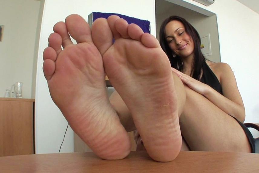 Trample foot or fetish celebrities