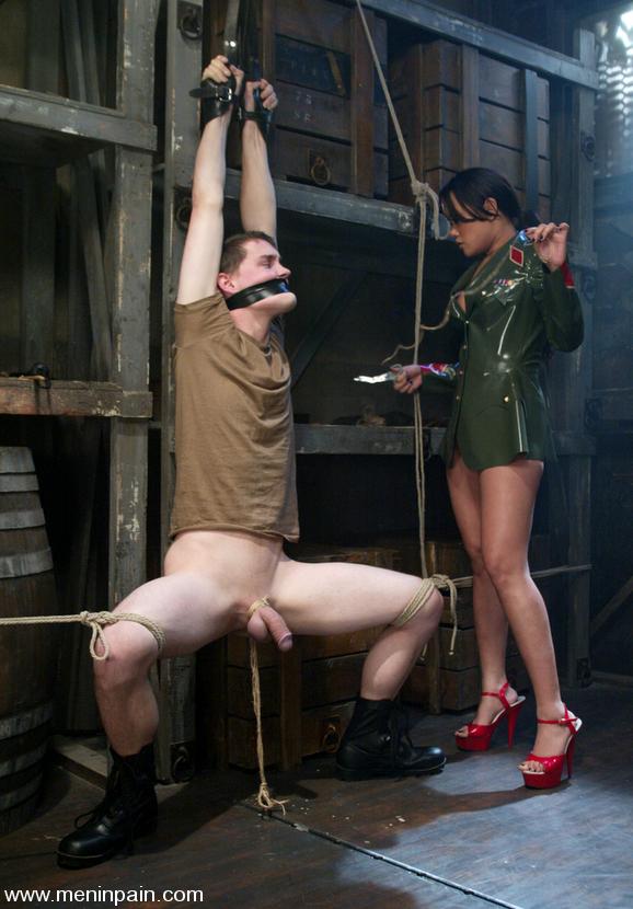 Bdsm male slave sample clips trailer