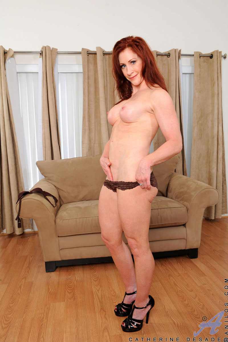 Horny redhead housewives