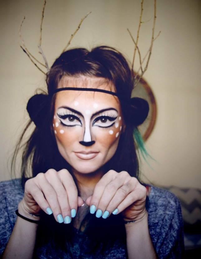 Clutch reccomend Adult halloween face painting ideas