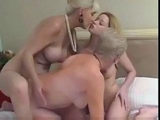 Old young seduce lesbian tube