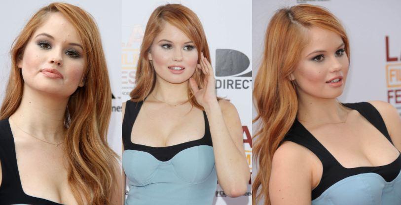 2018 redhead actress