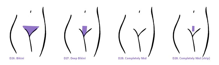 best of Appointment Bikini wax