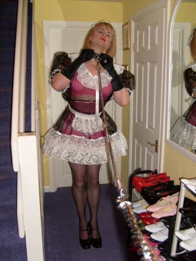 best of Husband shemale Sissy turned servant into