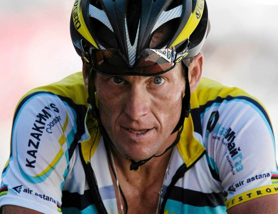 best of Lance armstrong bisexual Is