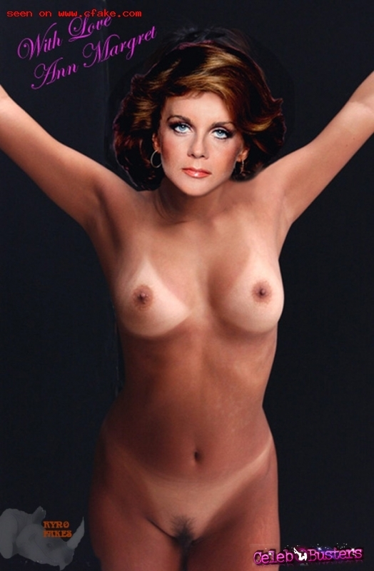 Nude photos of ann margret