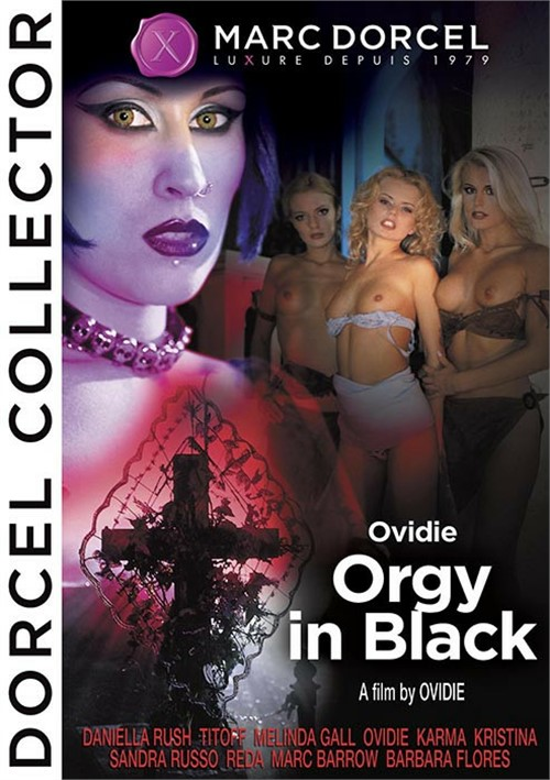 Platinum reccomend Orgie en noir orgy in black
