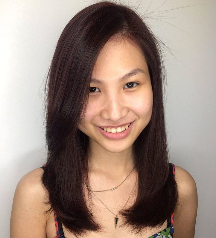 Boomstick reccomend Asian female hair style