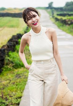 best of Halter Asian top style