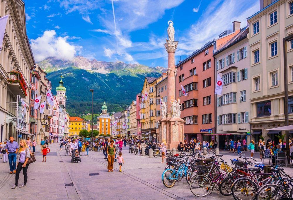 Whizzy reccomend Austria