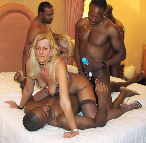 best of One-nighters Multiple partners interracial