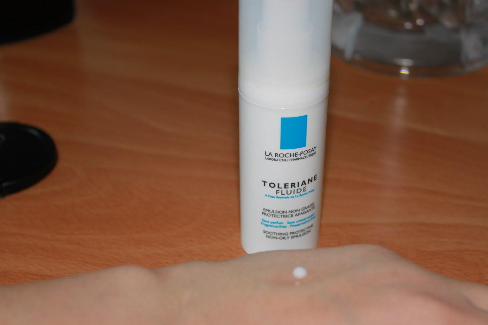best of Fluid facial Posay toleriane