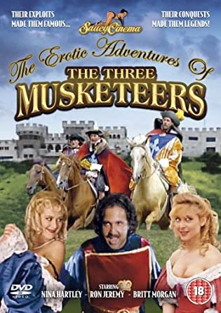 best of Dvd erotic The musketeers three