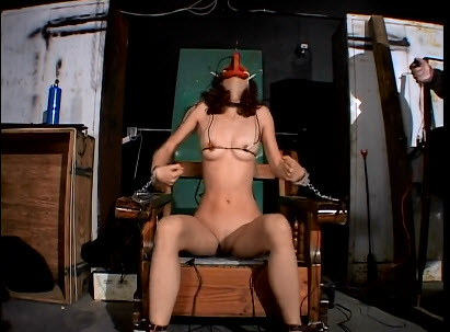 Bdsm electric torture