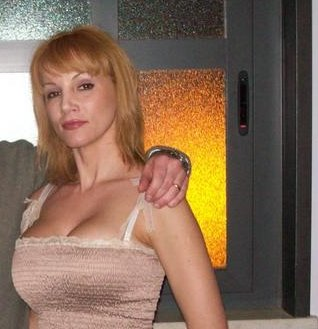 Porno blondie
