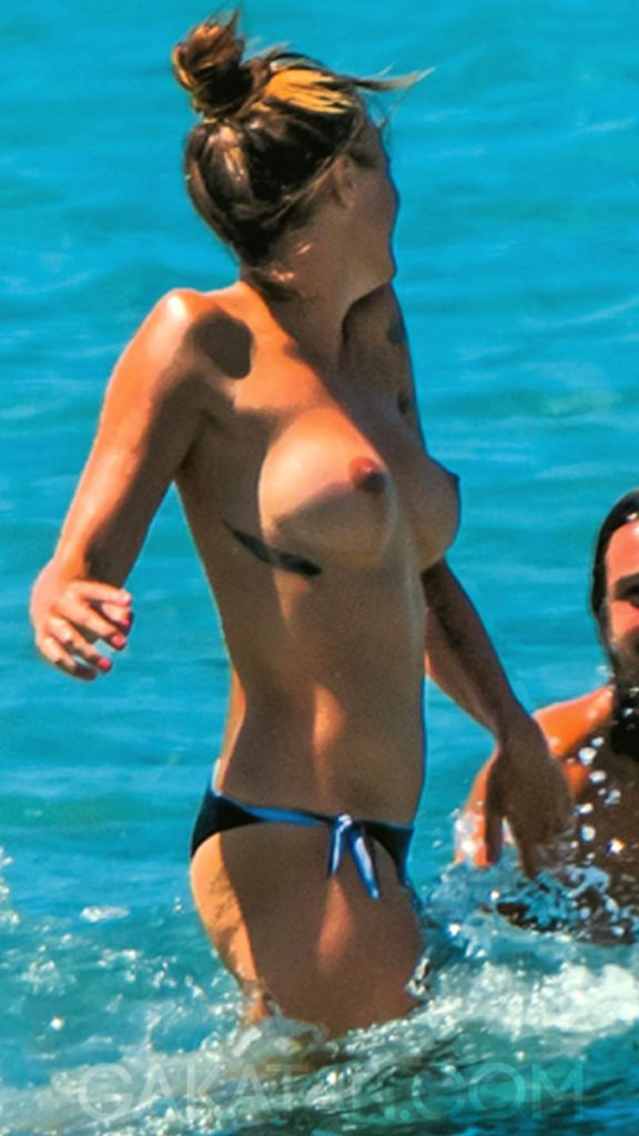 Celebrities naked manaudou