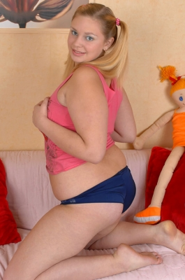 Chubby Blonde Sex Videos