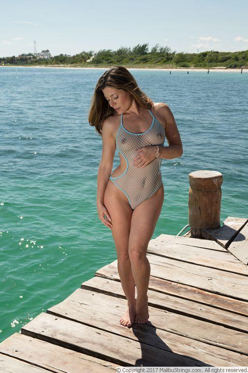 Allison demarcus bikini pictures sorry, that
