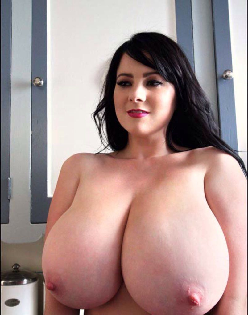 Biggest boob gallery photo